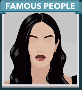 Icomania Answers Famous People Megan Fox