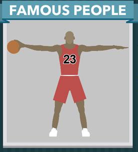 Icomania Answers Famous People Michael Jordan
