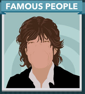 Icomania Answers Famous People Mick Jagger