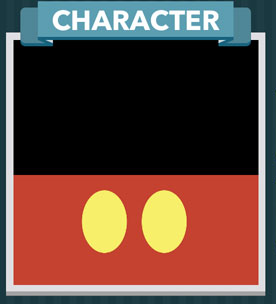 Icomania Answers Character Mickey Mouse