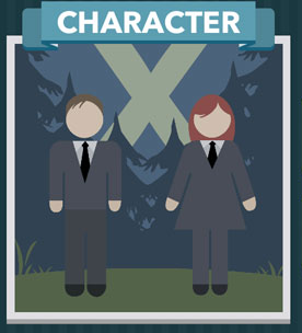 Icomania Answers Character Mulder Scully