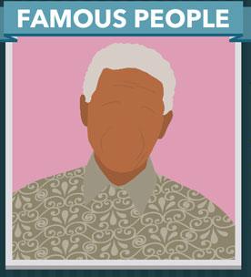 Icomania Answers Famous People Nelson Mandella