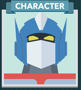Icomania Answers Character Optimus Prime