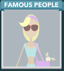 Icomania Answers Famous People Paris Hilton