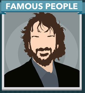 Icomania Answers Famous People Peter Jackson