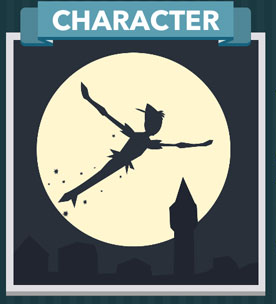 Icomania Answers Character Peter Pan
