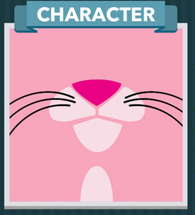 Icomania Answers Character Pink Panther