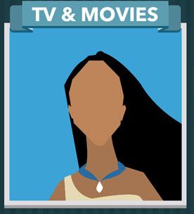 Icomania Answers Movie Pocahontas