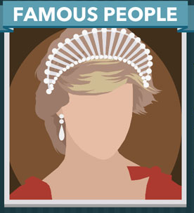 Icomania Answers Famous People Princess Diana