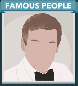 Icomania Answers Famous People Roger Moore