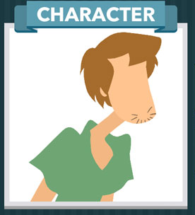 Icomania Answers Character Shaggy