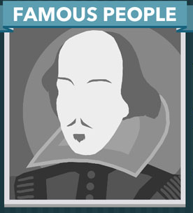 Icomania Answers Famous People Shakespeare