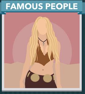 Icomania Answers Famous People Shakira