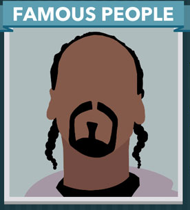 Icomania Answers Famous People Snoop Dogg