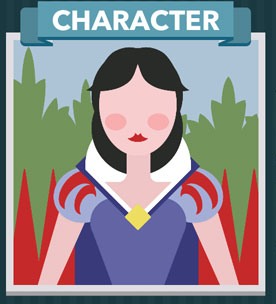 Icomania Answers Character Snow White