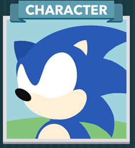 Icomania Answers Character Sonic