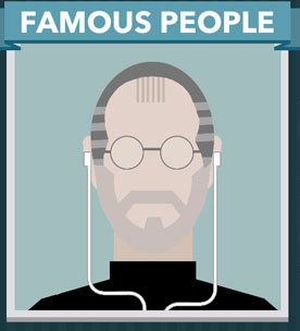 Icomania Answers Famous People Steve Jobs