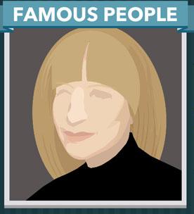 Icomania Answers Famous People Streisand