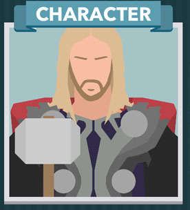 Icomania Answers Character Thor