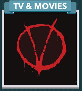 Icomania Answers Movie V For Vendetaa