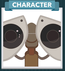 Icomania Answers Character WallE