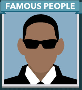 Icomania Answers Famous People Will Smith