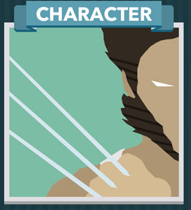 Icomania Answers Character Wolverine