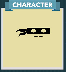 Icomania Answers Character Zorro