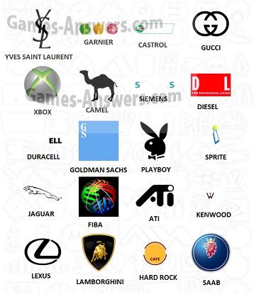 Hyundai Of Columbia >> Logo Quiz Answers Level 5 - Games Answers