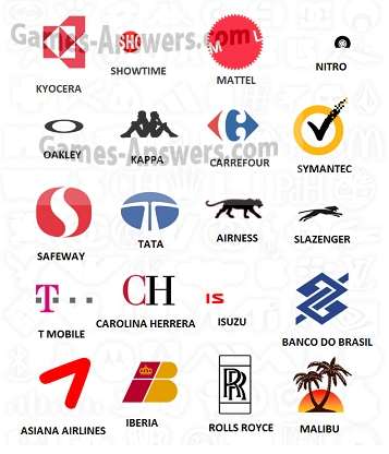 Different Logos With Names Level 2 logo pop logo quiz level 2 answers ...